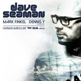 Dave Seaman - Live at The Cat & The Dog, Tel Aviv (02-03-2017)