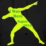 I Was Here August 2016