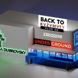 Back to Kazamaty Luty 2019 mixed by Denis Dj