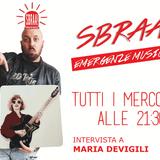 SBRAA! - Puntata 1X20 - Intervista a Maria Devigili