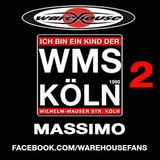 Warehouse Club-WMS-PARTYMIX Teil.2 - Dj  Massimo - We are Children of the 90´s
