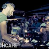 FEDE DJF LIVE SET @ BEACHCAFE' LOUNGE BELVEDERE PARTY