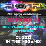 Dj.Dezi - In the megamix 2012/2