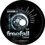 DJ CRUZ - 10 years of freefallcrew.cz techno mix 2011