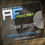 Dave Janson - Absolute Freakout: Random Music Carnival 005