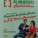 Fin de fiesta Almuerzo Exalumnos Antonio Raimondi 2016