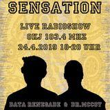 Rudeboy Sensation Live Radio Show - April 2019