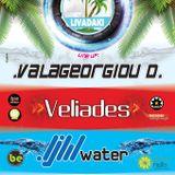 Water - LIVADAKI BEACH 14.06.2015 - Live Session ............... Part 01