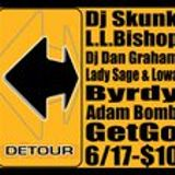 DJ Skunk (Denver, Colorado USA): Live at the Primerdome in Denver, 'Detour' party, June 17 2011