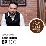 Mikmik Radio Episode 103 with Special Guest Vahe Tilbian