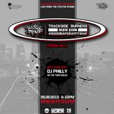 DJ Philly - Trackside Burners 4 - ITCH FM (25-AUG-2013)