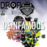 Deinfamous - DROP 2013 Promo Mix