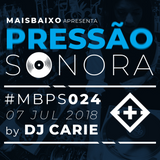 Pressão Sonora - 07-07-2018