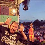 MILKSHAKE FESTIVAL DJ-SET JULY 2015