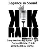 Elegance in Sound show 6 Guest Mix Jason Bye (Cafe Mambo/ Space)