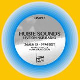 Hubie Sounds 097 - 26th May 2015