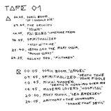 1028  |  Mixtape 01, Side A+B  |  Minimal Post Blues