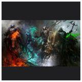 """The 4 Horsemen"" ft CSN, Trouble, Dwreck & Kaos 7/19/16"