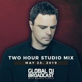 Markus Schulz Presents Global DJ Broadcast: Direct from St. Petersburg, Russia 2h. Mix [23.05.2019]