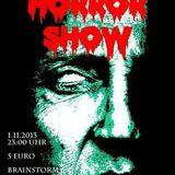 Whodini @ Brainstorm Pres. Horror Show - Rote Flora Hamburg - 01.11.2013