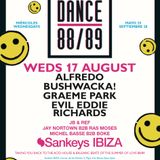 This Is Graeme Park: Dance 88/89 @ Sankeys Ibiza 17AUG16 Live DJ Set