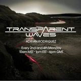 Ani Onix - Transparent Waves With Adrian Rodriguez - Guest Mix [29-July-2014] - Tm-radio