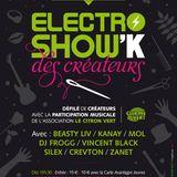 Dj Frogg - Electro Show'K des Créateurs
