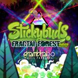 Stickybuds - Fractal Forest Mix - Shambhala 2017