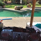 Pool side mix in ST Helena