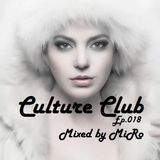 MiRo - Culture club (Ep. 018) (Promo January 2016)