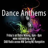 Dance Anthems with Matt Price on Radio Woking, Friday 18th January 2018