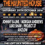 #JAM (Johnny B Line, Anzlow & Morgan Andrews) Live @ The Loft (29/10/16)