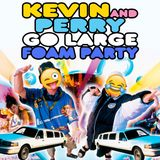 DaveGlover Live @ Kevin & Perry Go Large Foam Party, The Classic Grand, Glasgow 01-09-2018