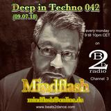 Deep in Techno 042 (09.07.18)