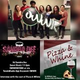PIzza And Whine Cast Interview - 2-14-18