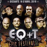 Dj Invi & Dj Pastis @ EQ+T (Ultraclub) 16-04-16