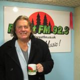 John Wetton from Asia - interviewed on Forest FM by Paul jerome