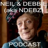 Neil & Debbie (aka NDebz) Podcast #76.5 ' We do hope we're interrupting something '  (Music version)