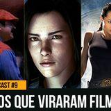 Mexidão Cast # 9 – Jogos que viraram filmes