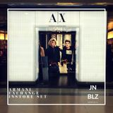Armani Exchange Instore Set