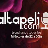 Alta Peli. Programa del miércoles 23/10 en Radio iRed HD.