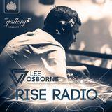 Lee Osborne  - Rise Radio 026 (Guest Ali Wilson) on DI.FM - 18-Nov-2014