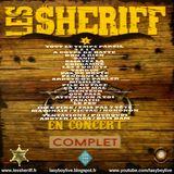 Les Sheriff @ Le Somnanbule, Gignac, 19.11.2016 (Lasyboylive Cd)