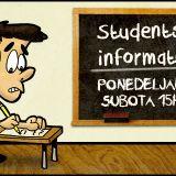 Studentski informator 002 - 14.10.2013