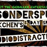 LÖCKCHEN -&- AUDIODISTRACTION @ SONDERSPUR ⎥ B-DAY SPEZIAL ⎥03.05.14