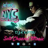 DJ K KATSU SUGAR RADIO NYC HOUSE RADIO MIX SET 6 2014