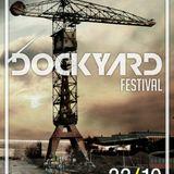 Paco Osuna @ Dockyard Festival ADE 2016, NDSM Docklands - 22 October 2016