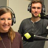 Hörspielerei auf TIDE 96.0: Jugendbuch - Interview mit Natalie Matt und Silas Matthes