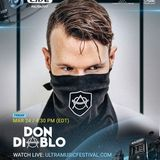 Don Diablo Live @ Ultra 2017 (Miami Main Stage Performance)