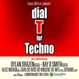 Carlos Rios vs Vincent De Wit @ Dial T For Techno 30-01-2004